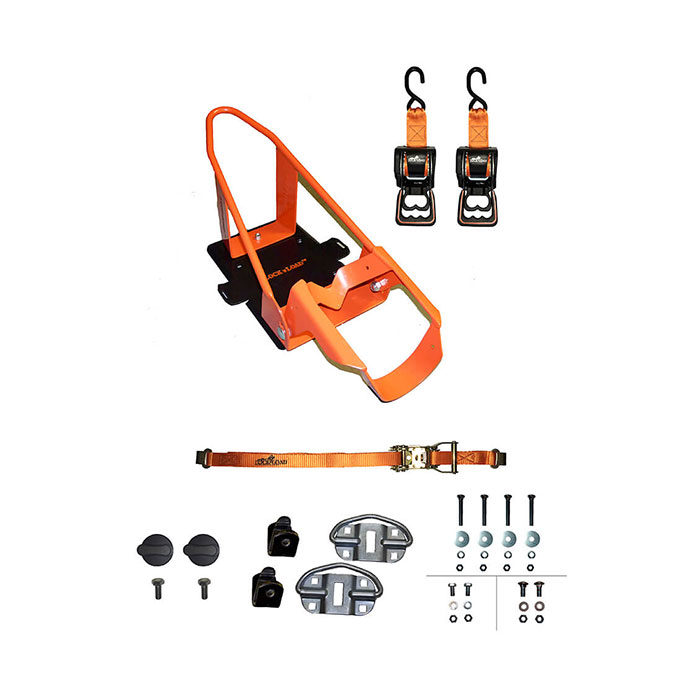 Lock 'N Load BK1000 Deluxe Wheel Chock Combo Kit™